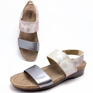 6ed736c9d78 Munro Extralight Pisces 8N Footbed Wedge Sandals